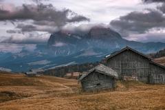 Sassolungo Mount - Alpe Di Siusi
