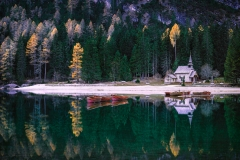 At The Lake Of Braies