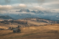 Odle Mountains - Alpe Di Siusi