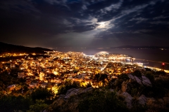 Kavala Under The Full Moon