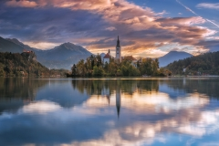 Colorful Bled