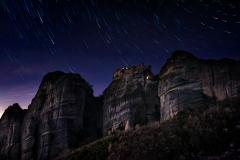Meteora Startrail